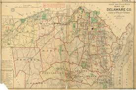 Map Of Eastern Pennsylvania by Welcome To Delaware County Pa History