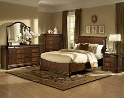 classic sheridan sleigh bed set in burnished cherry finish 00 005