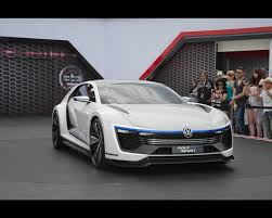 volkswagen sports car models golf gte sport plug in hybrid 2015