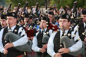 scottish festival and highland thanksgiving point picture