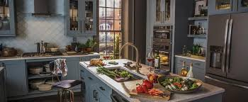 what color cabinets with slate appliances what s the best appliance finish for your kitchen