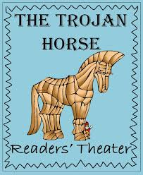 greek mythology common core readers u0027 theater the trojan horse