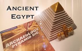 archaeology pyramid dig ancient egypt youtube