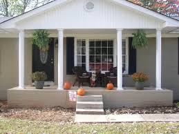 Front Porch Ideas For Small Houses House Plans Latest Deck With