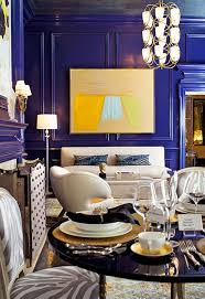 Blue And Yellow Home Decor by Cobalt Blue U0026 Why Home Decor Loves It