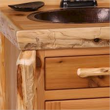 Log Vanity 36