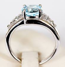 cleopatra wedding ring blue topaz silver ring 90311048 cleopatra gems co ltd