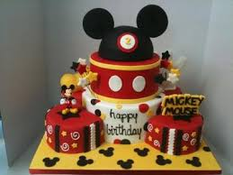 17 best ideas about mickey birthday cakes on pinterest mickey