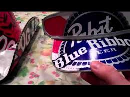 bud light beer box hat cowboy beer box hats take a closer look youtube