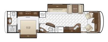 Bar Floor Plans by Canyon Star Floor Plan Options Newmar
