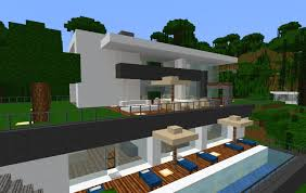 House Modern Design by Minecraft Modern Jungle Lake House Tour Cool Design Youtube