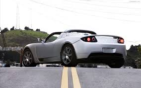 tesla roadster sport tesla roadster sport widescreen exotic car image 04 of 72