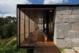sawmill house archier studio archdaily ben hosking