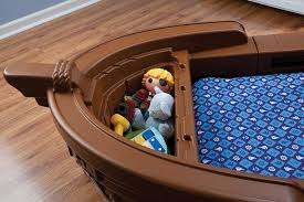 jeep bed little tikes amazon com little tikes pirate ship toddler bed toys u0026 games