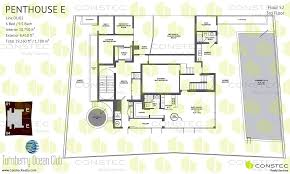 club floor plan turnberry ocean club floor plans