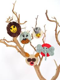 animal ornaments ornaments
