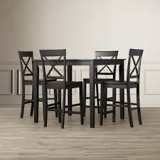 high quality dining room furniture counter height dining sets you ll love wayfair