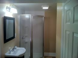 basement bathroom basic ottawa bathroom renovation experts