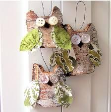 rustic diy ornaments ideas