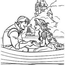 coloring pages rapunzel kids drawing and coloring pages marisa