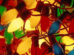 tangled christmas lights christmas decorations
