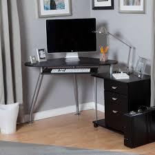 Small Computer Desk With Hutch by Attractive Corner Computer Desk Furniture With Desk Hutch Home