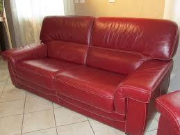 canapé et fauteuil en cuir canape cuir pleine fleur 10 canap233 fauteuil cuir clasf