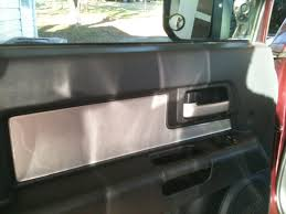 jeep linex interior interior door panel inserts page 2 toyota fj cruiser forum