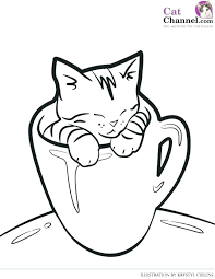 printable coloring pages kittens puppy and kitty coloring pages printable kitten coloring pages