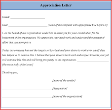 sle thank you letter to coworkers gallery letter format exles