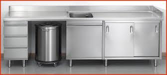 cuisine professionnelle inox armoire inox cuisine professionnelle awesome matériel inox pour