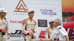 formula 4 isyraf danish f4 sea 2016 highlights youtube