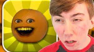 annoying orange kitchen carnage iphone gameplay video youtube