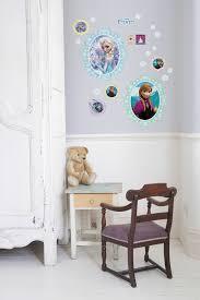Frozen Elsa Bedroom Disney Frozen Elsa And Anna Wall Stickers Wallstickery Com