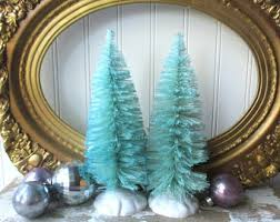bristle brush tree etsy