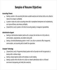 career change objective samples career change resume objective examples sample career objectives