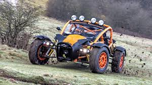 subaru wrx off road ariel nomad review top gear
