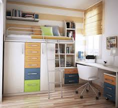 Kids Loft Beds With Desk And Stairs by Kids Bunk Beds With Desk Underneath Storage Staircase In Soft Pink