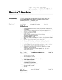radiologic technologist resume skills healthcare medical resume radiologic technologist resume skills