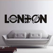 online get cheap vinyl adhesive letters aliexpress com alibaba london quotes wall sticker country map letters art design vinyl adhesive stickers muraux for living room