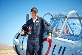 Alaska pilot travel centers images Alaska f 22 pilot delivers jet to reno air races makes race debut JPG