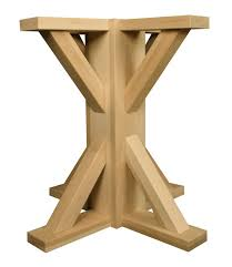 Dining Room Amazing Top  Best Wood Pedestal Table Base Ideas On - Dining table base design