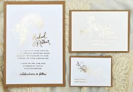 Wedding Stationery Sets Flora Foil Wedding Invitation By Annie Nettle Notonthehighstreet Com