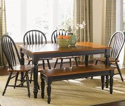 rectangular dining table with turned legs by liberty furniture