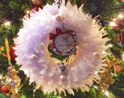 picture frame wreath etsy