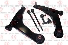 control arm ball joints tie rods front lower for mitsubishi lancer
