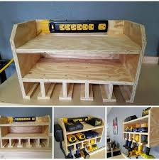 Woodworking Tools For Sale In Ireland by Charging Station Tool Holder U2026 Pinteres U2026