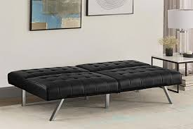 Futon Leather Sofa Bed 32 Modern Convertible Sofa Beds Sleeper Sofas Vurni