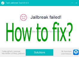 Ios 8 3 Jailbreak by How To Fix Ios 8 Jailbreak Errors With Taig