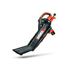 trivac 3 in 1 leaf blower mulcher u0026 vacuum wg500 2 worx